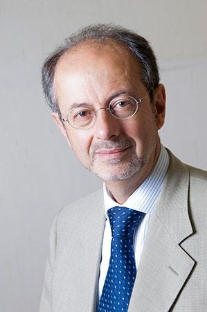 Professor Vincenzo Valentini del Gemelli ART