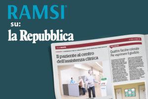 Articolo del progetto RAMSI su La Repubblica