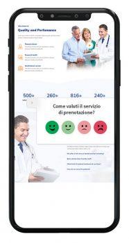 smiley digital per valutazioni online dei pazienti